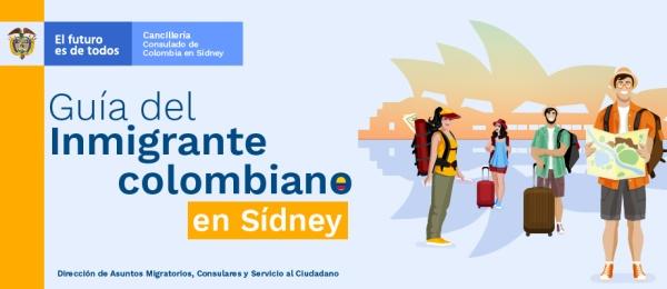 Guía del inmigrante colombiano en Sídney